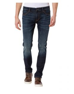 CROSS Jeans Johnny - Slim Fit - Deep Blue Wash