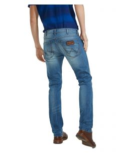 WRANGLER SPENCER Jeans - Slim Straight - Fire Up - Hinten