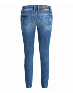 LTB  JULITA X - High Waist Skinny - Angellis - Hinten