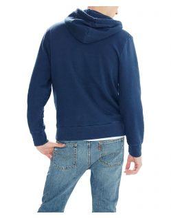 LEVI'S Graphic - Sweatshirt mit Kapuze - Dunkelblau - Hinten