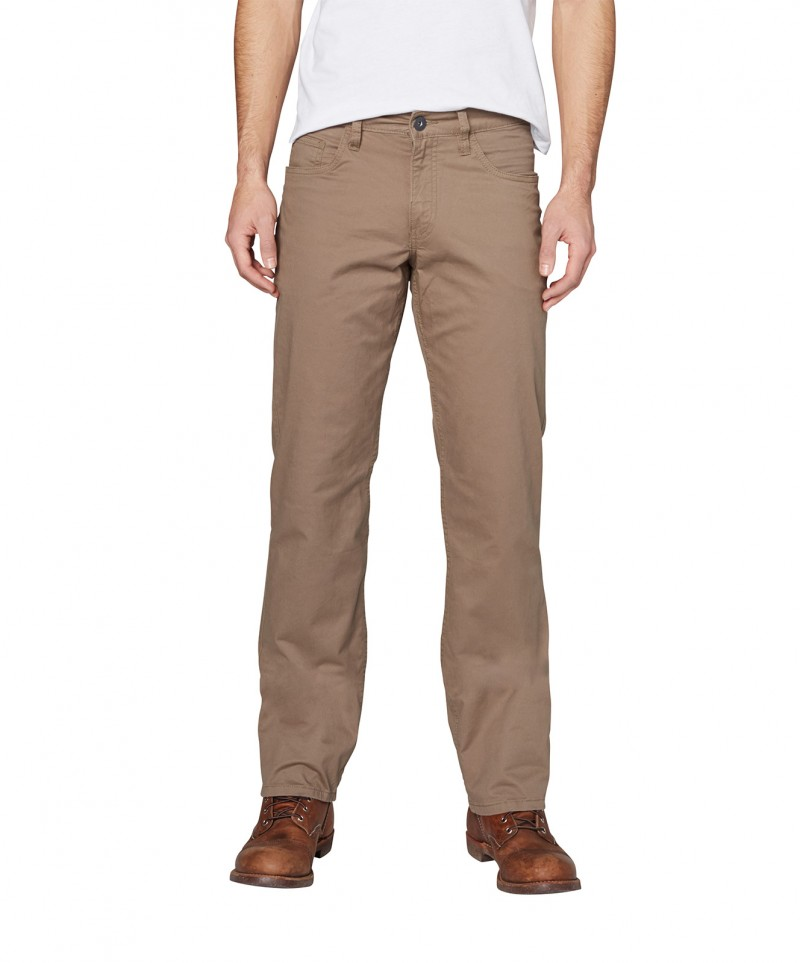 Colorado Stan - Straight Leg - Khaki