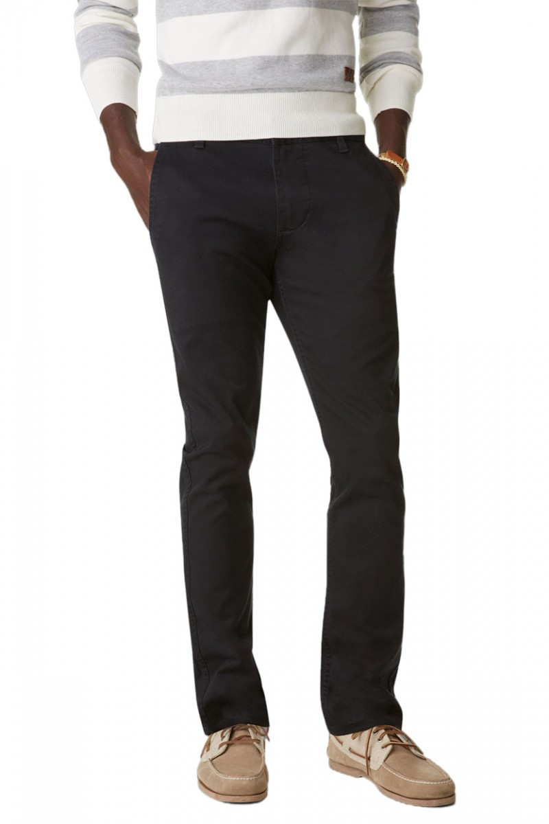 Dockers Chinohose - Alpha Skinny Stretch Twill - Navy