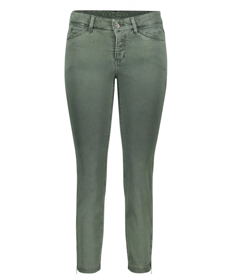 MAC DREAM SUMMER CHIC Jeans - Silver Grey