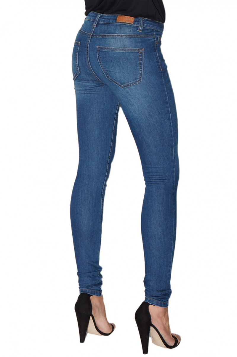 Vero Moda Jeans Wonder med blue