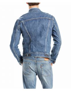 LEVI'S Jeansjacke - Standard Trucker - The Shelf - Hinten