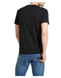 WRANGLER T-Shirt - Logo Tee - Black