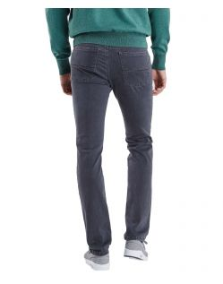 Pioneer Jeans Rando - Regular Fit - Megaflex Stretch - Grau - Hinten