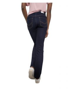 HIS COLETTA Jeans - Straight Fit - Pure Rinse - Hinten