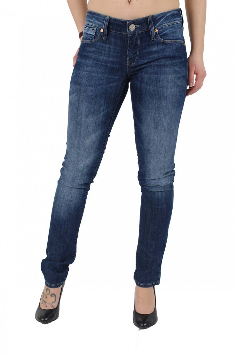 Mavi Lindy Jeans - Skinny - Dark Dominique str
