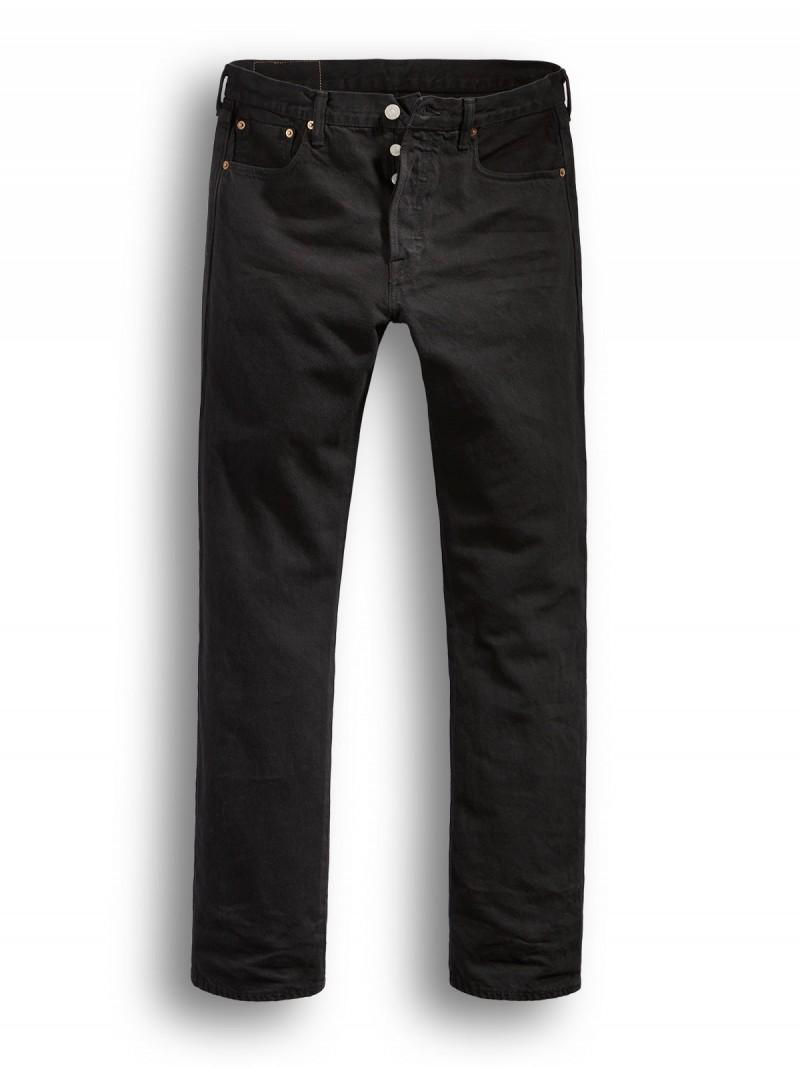 Levis 501 Jeans Standard in Black