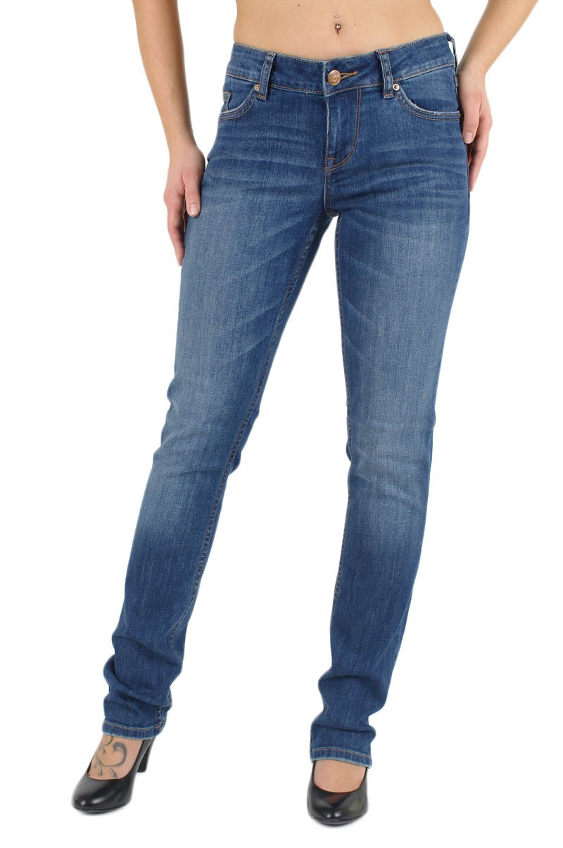 Mustang Jasmin Jeans light scratched used