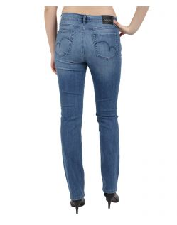 Angles Cici Jeans - Regular Fit - S.Stone used Buffi - Hinten