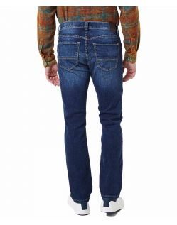 Pioneer Rando Megaflex - Hinten - Regular Fit Jeans in Stonewash