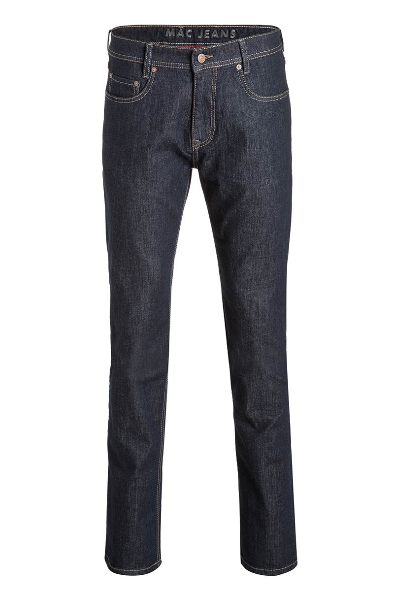 MAC ARNE Jeans - Regular Fit - Authentic Dark Blue