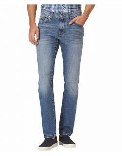 Pioneer Rando Jeans - normaler Schnitt in Mittelblau