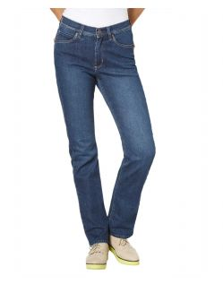 Paddocks Kate - Straight Leg Jeans in dunkler Used Optik