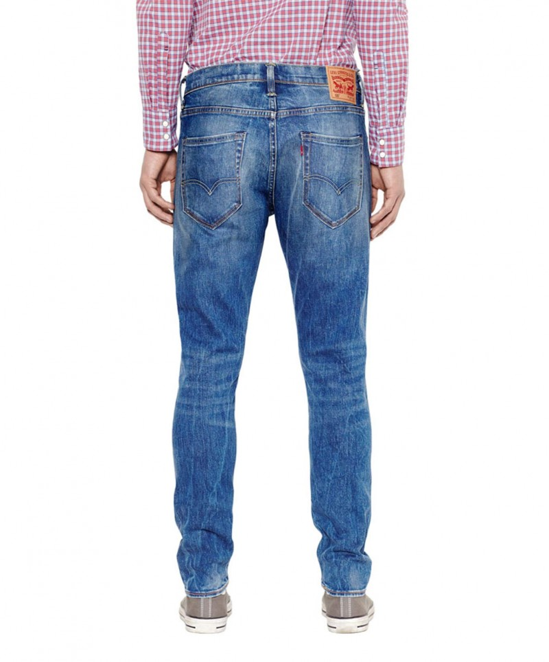 Levis 520 Jeans - Relaxed Tarped - Euro