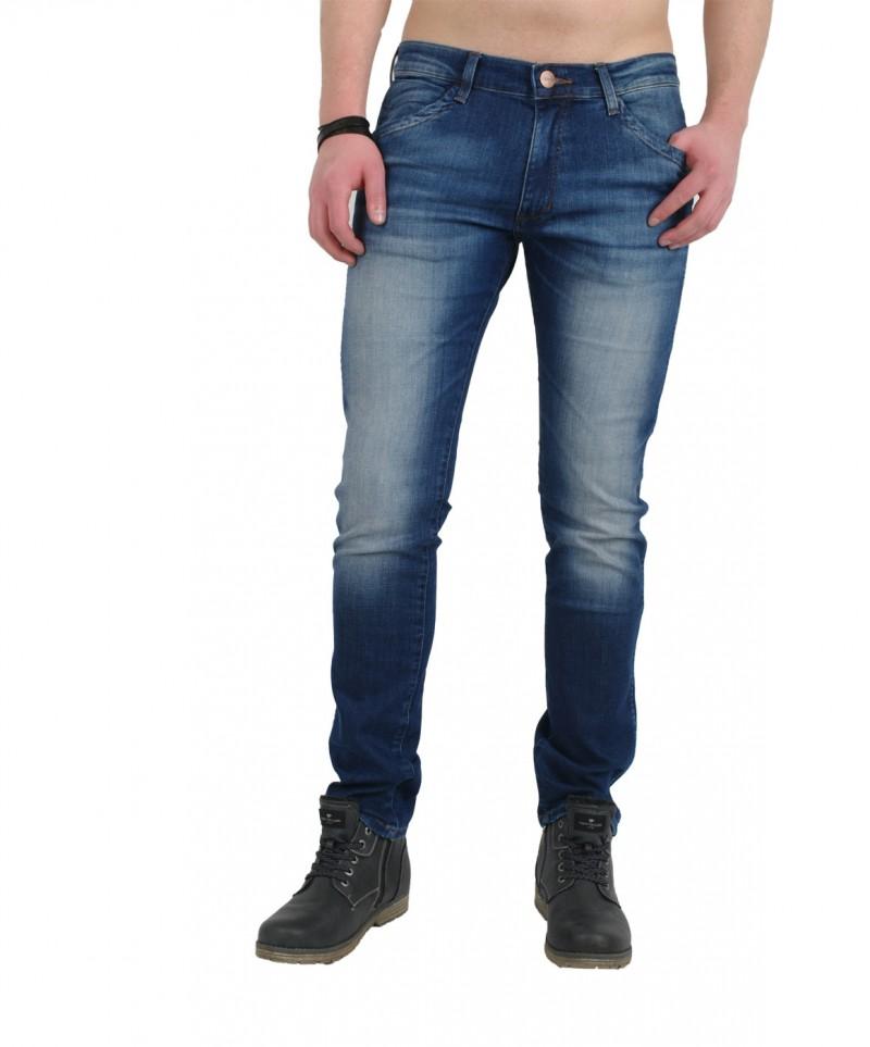WRANGLER TEXAS STRETCH Jeans - Darkstone