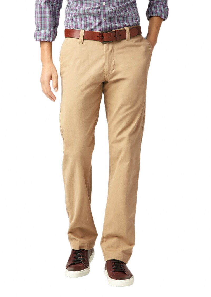 Dockers Hose - Broken in Khaki - New British Khaki