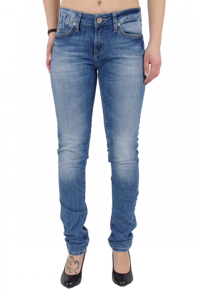Mavi Nicole Jeans - Super Skinny - Mid Uptown Miami