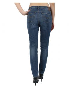 HIS MONROE Jeans - Regular Fit - Seashell Blue - Hinten