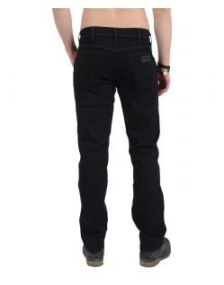 WRANGLER TEXAS STRETCH Jeans - Raven - Hinten
