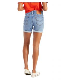 LEVI'S 505C Short - Straight - All Blue Everythin - Hinten