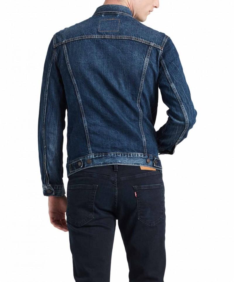 LEVI'S Jeansjacke für Herren - Standart Trucker Fit - Icy