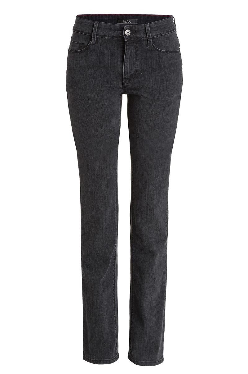 Mac Angela Jeans Slim Fit dark grey wash