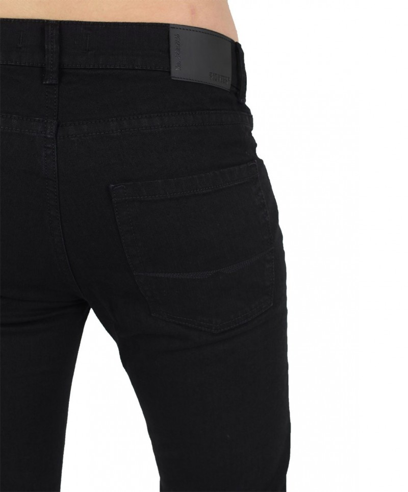 Pioneer Storm Jeans - Straight Leg - Rinse