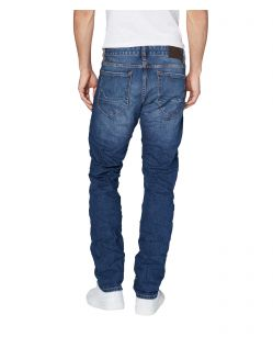 Colorado Tapered Fit - Evolution Mid Blue - Hinten