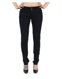 LTB MOLLY Jeans - Super Slim - Schwarz
