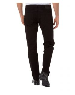 CROSS Jeans Antonio - Slightly Tapered - Schwarz - Hinten