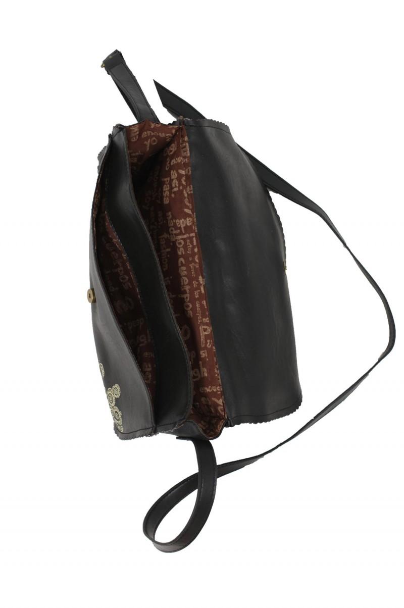 Desigual Tasche - Mini Sobre Troquel Tachas vv