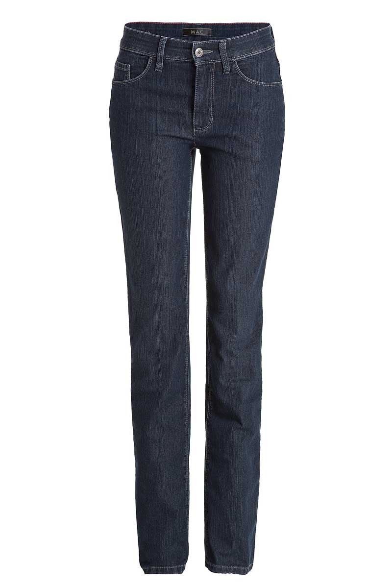 MAC Melanie Stretch Jeans Dark Washed