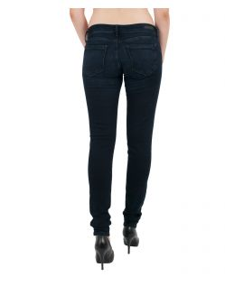 MAVI SERENA - Super Skinny Jeans - Ink Stretch - Hinten
