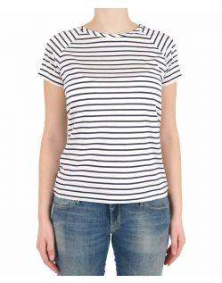 VERO MODA T-Shirt - Ester - Weiss - Vorne