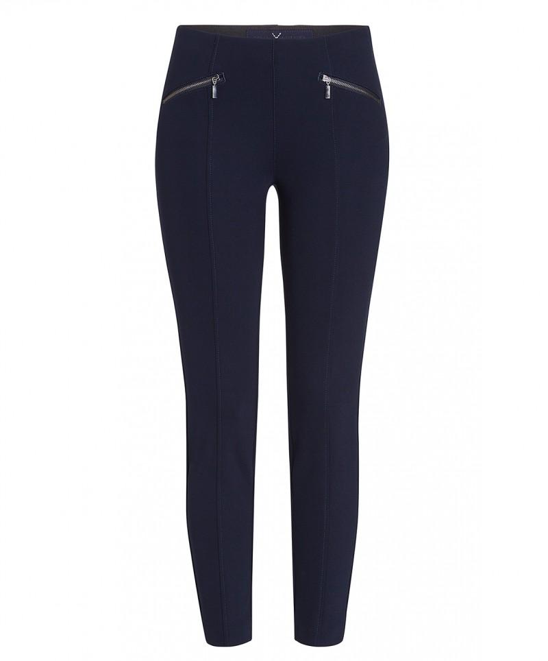 Mac DREAM Ankle Luxury  - Jersey-Qualität - Blau
