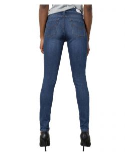 HIS LORRAINE - Super Skinny Jeans - Medium Blue Wash - Hinten