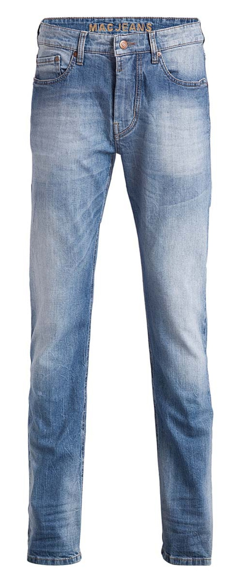 mac jeans arne slim leg summer 3d vintage wash