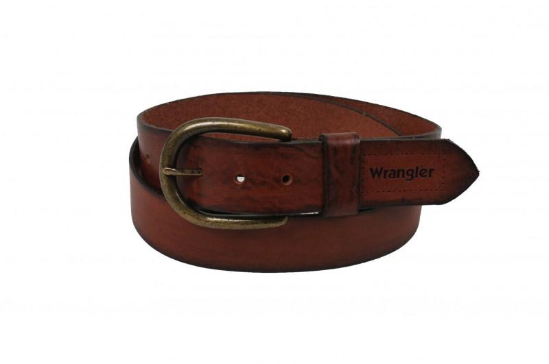 Wrangler Gürtel - Wild Vintage - Braun v