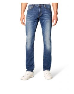 MUSTANG OREGON Tapered Jeans - Stone Washed