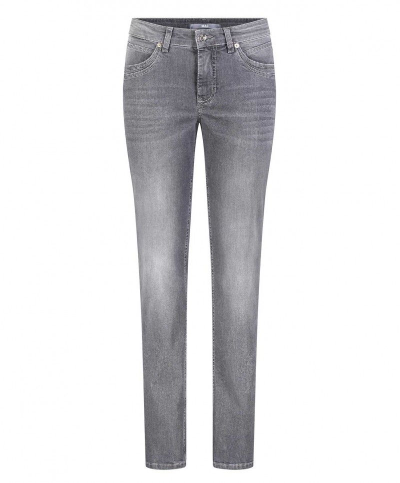 Mac ANGELA Jeans - Slim Fit - Winter Dark Grey