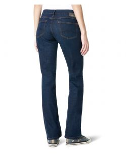 Mustang Girls Oregon Jeans - Dark Vintage - Hinten
