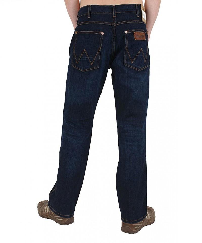 Wrangler Ace Jeans Broken Patina