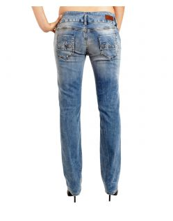 LTB JONQUIL Jeans - Slim Straight - Cliona Wash - Hinten