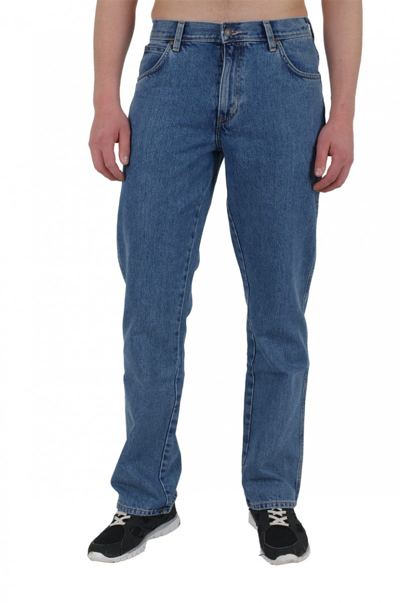 Wrangler Regular Fit Jeans - Stonewash