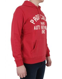 LTB Remie Sweatshirt - Statement - Tile Red s
