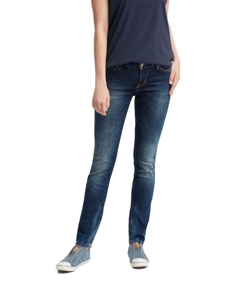 MUSTANG JASMIN Jeans - Slim Fit - Dark Used