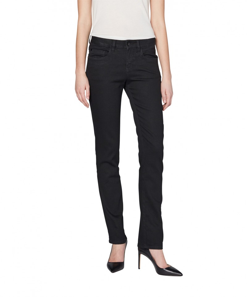 Colorado Layla - High Waist Jeans - Schwarz